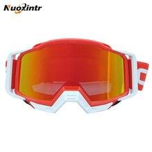 Nuoxintr MX Goggles Motocross Glasses Helmet Motorcycle Mask ATV Dirt Bike Moto Ski outdoor Sports Racing Scooter