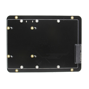 """Image 3 - Raspberry Pi X830 3.5 """"SATA 3.5 Inch Mở Rộng Lưu Trữ Bảng Tắt An Toàn Cho Raspberry Pi 3 Model B +(Plus)/3B/Rock64"""