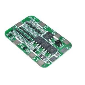 Image 4 - 6S 15A 24V PCB BMS הגנת לוח עבור 6 חבילה 18650 ליתיום ליתיום סוללה תא מודול diy קיט