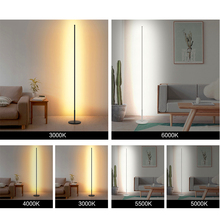 Modern LED Living Room Floor Lamp Bedroom Study Floor Light Lighting Standing Lamp Kitchen Fixtures Stand Light Lustre Luminaria все цены