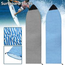 Surfboard Cover Quick Dry Snowboard Cove Socks Surf Board Protective Storage Bag Case 6.3/6.6/7 Water Sports Accessories