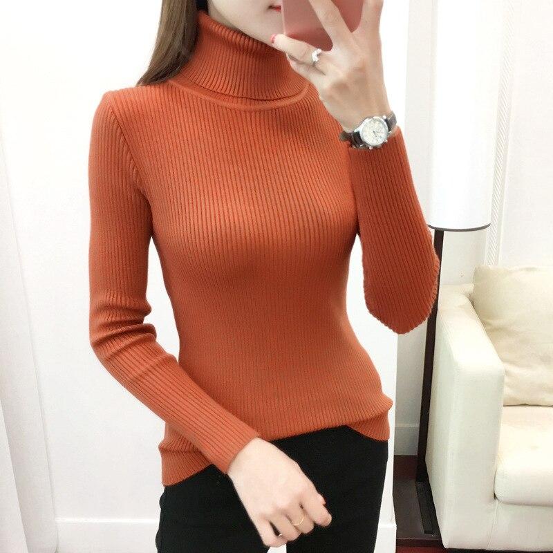 D'hiver À Nouveau Haute Femmes Pulls Coréen Chandails Automne Modèle Tricoter Longues Et 2018 Plomb Tempérament Chemisier Manches R6wXvx
