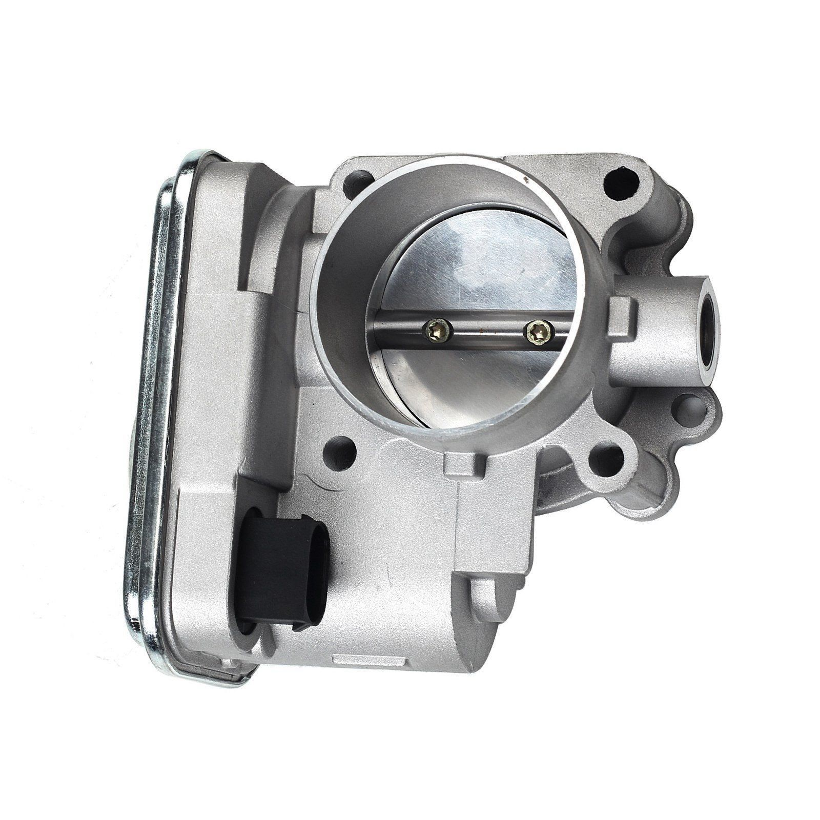 Complete Throttle Body For Jeep/Chrysler/Dodge/Compass/Caliber 4884551AA  04891735AC Auto Replacement Parts 1 8L 2 0L 2 4L
