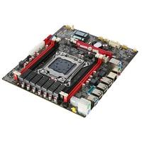 E5 3.5C Motherboard MATX Motherboard SATA 3.0 and USB 3.0 Ports LGA2011/ I7 Serial /E5 V1/E5 V2 4 DIMM Slots DDR3 Memory