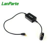 LanParte D-tap Regulated 12 V Power Cable for Panasonic EVA1 for Sony FS7 FS5 Mark II