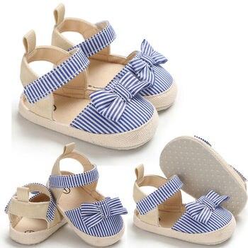 Sepatu Sandal Stripes Anak Anti-Slip  5