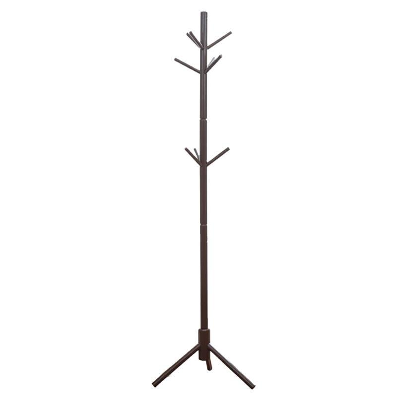 1 pc porte-manteau en bois arbre branche Durable créatif en bois porte-manteau vêtements Stand chapeau cintre pour salon chambre salle à manger