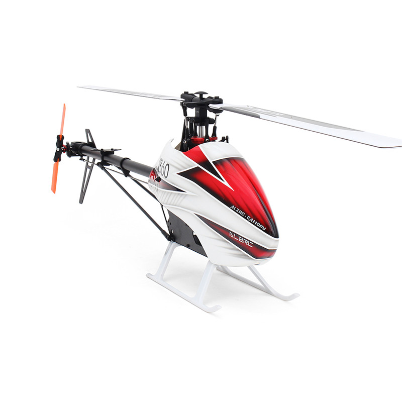 Helicopter-Kit Motor Flying Children Brushless FBL 3D ALZRC X360 6CH With 2525 V4 50A