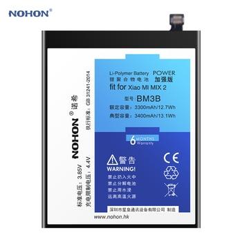 Nohon батарея для Xiaomi Mix 2 3