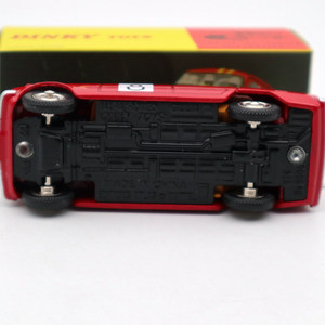 Image 4 - 1:43 Atlas Dinky Toys 1401 ALFA ROMEO 1600 TI Rally #8 Diecast Models Limited Edition Collection