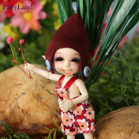 FreeShipping OUENEIFS Fairyland Realpuki Ara bjd doll sd 1/13 body model baby girls boys dolls eyes High Quality toys