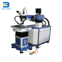 WuHan xaclaser 300W advertising word laser welding machine high speed for sale