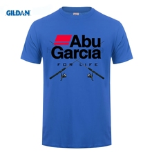 GILDAN Abu Garcia DUFRESNE AND REDDING Fishinger Galveston Panama T Shirt  Fashion Short Sleeve Black Adult T-Shirt S-2Xl