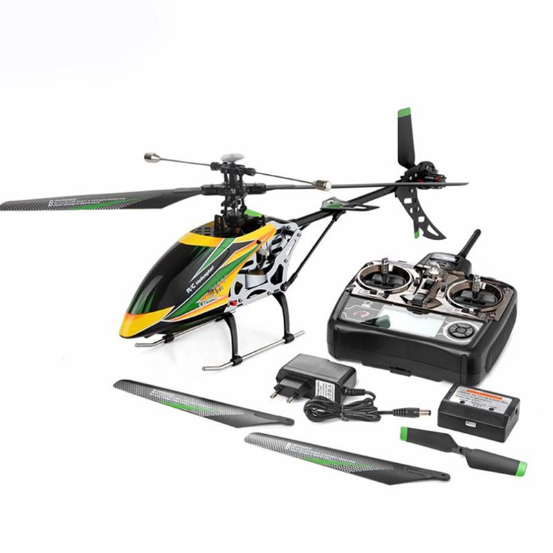 LeadingStar WLtoys V912 4CH Brushless RC Helicopter Single Blade High Efficiency Motor RC Helicopter wltoys v272 motor base shell for r c helicopter v272 h111 green