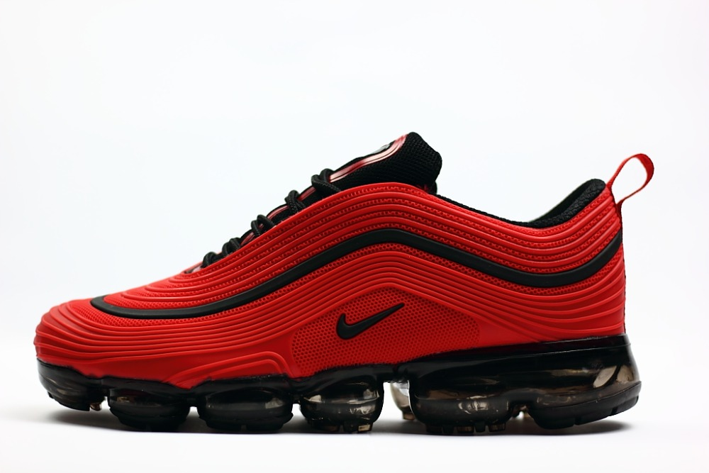NIKE Air Max 97 OG QS RELEASE Men's Running Shoes,Official New Arrival Genuine B