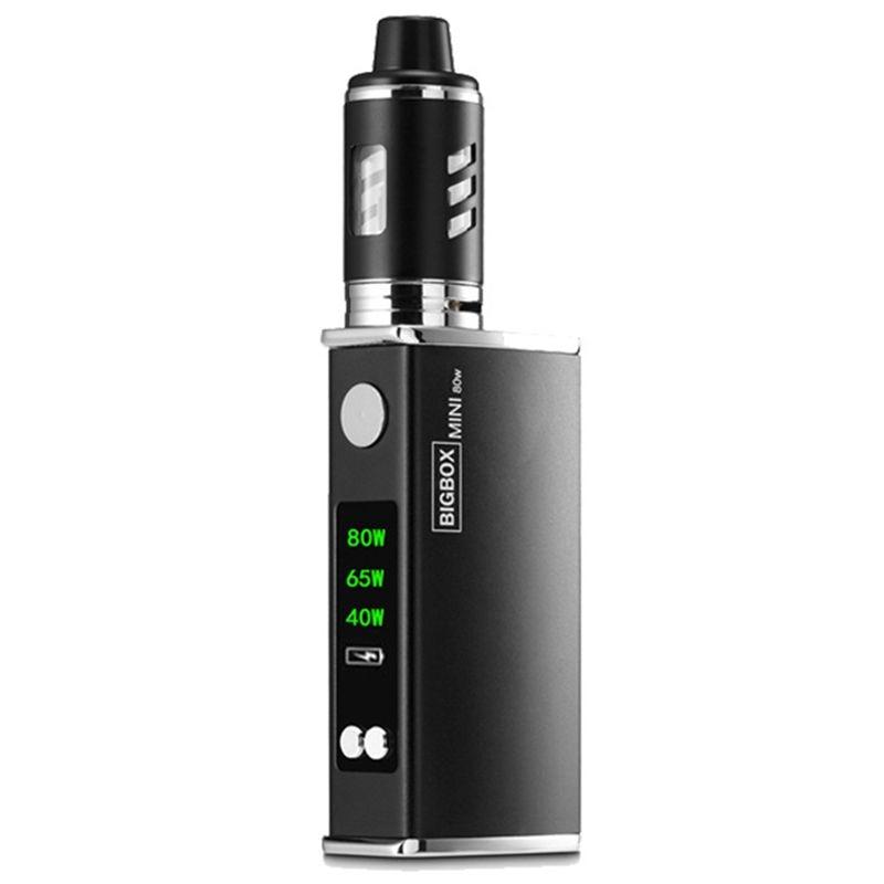 Electronic Cigarette 80W Adjustable vape mod box kit 2200mah 0.3ohm 3ml tank e cigarette Big smoke atomizer vaper-in Cigarette Accessories from Home & Garden