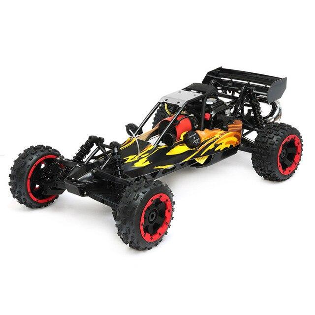 Rovan 1/5 RC Car 2.4G RWD Rc Car 80km/h 29cc Gas 2 Stroke Engine Buggy RTR Truck Big Toys Outside Toys