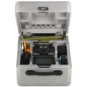 Image 5 - A 81S כתום באופן מלא אוטומטי Fusion כבלר מכונת כבלר היתוך סיבים אופטי שחבור מכונת