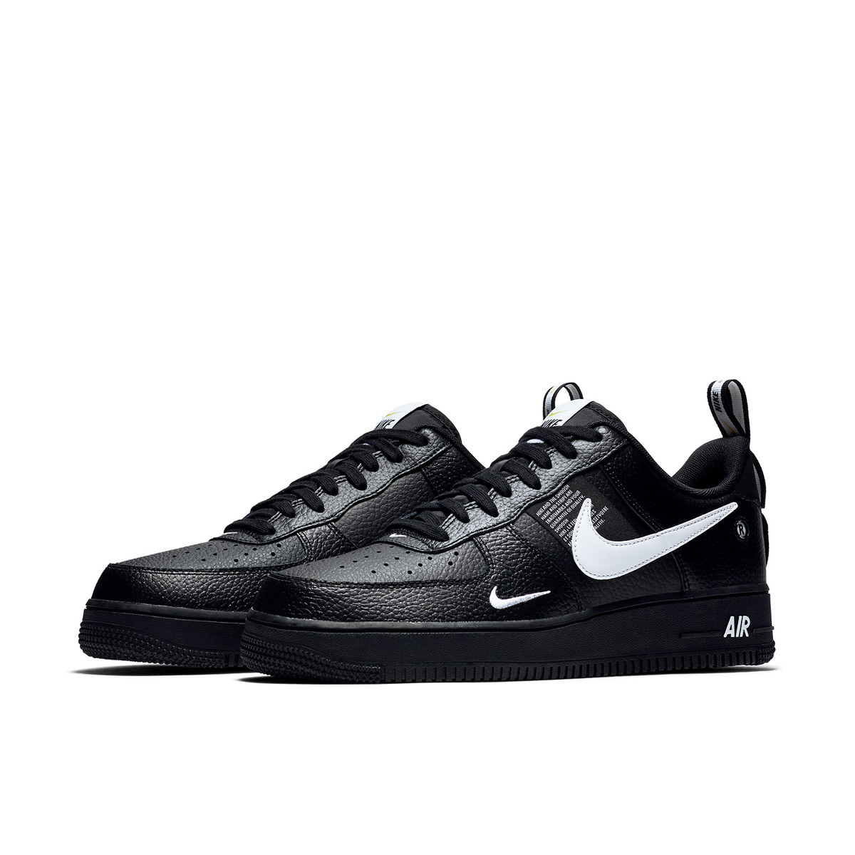 US $81.27 57% OFF|Nike Air Force 1 Original Leather Men's Skateboarding Shoes Comfortable Outdoor Sports Sneakers #AJ7747 in Skateboarding from Sports
