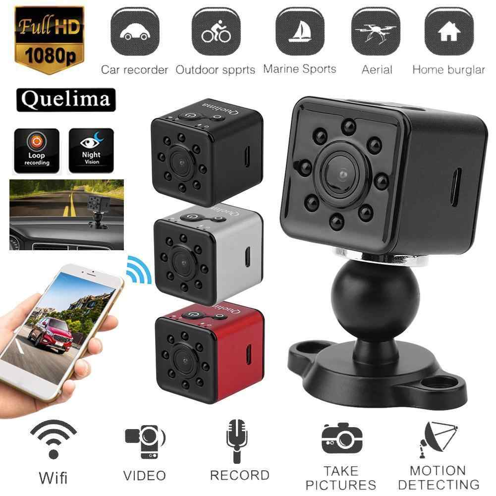 SQ13 Hd 1080P Nachtzicht Wifi Auto Dvr Camera Dash Cam Mini Sport Dv