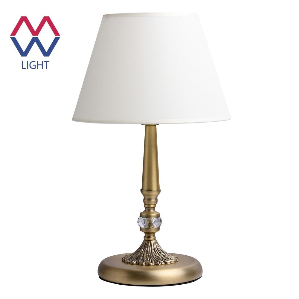 Table Lamps Mw-light 371030501 lamp indoor lighting bedside bedroom евгений гаркушев я не умру