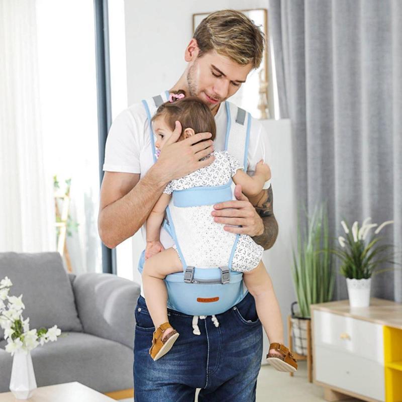 BABY LABOR Ergonomische Baby Träger Hipseat Verhindern O-Typ Beine Sling Rucksäcke & Carriers Multifunktions Rucksack