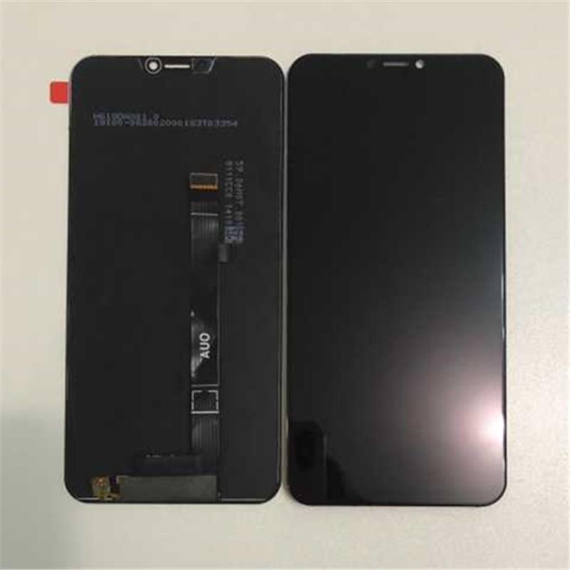 M & Sen Pour 6.2 Asus Zenfone 5 2018 Gamme ZE620KL LCD Écran + Écran Tactile Digitizer Pour zenfone 5Z ZS620KL X00Q LCD Cadre