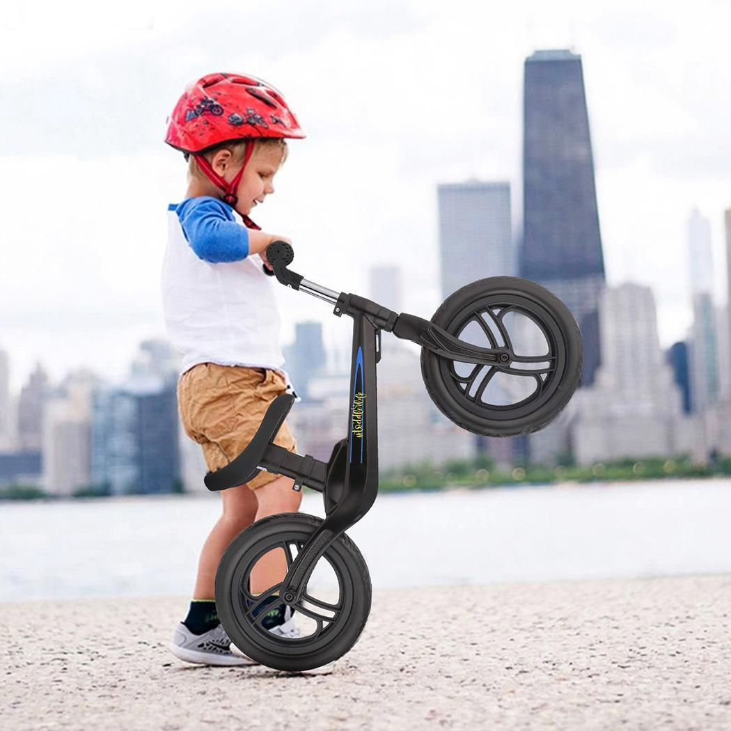 Kids Balance Bike Children Bicycle Child Push No Pedal Training Bicycle Adjustable Seat Scooter for 18 Month To 5 Years Old 3