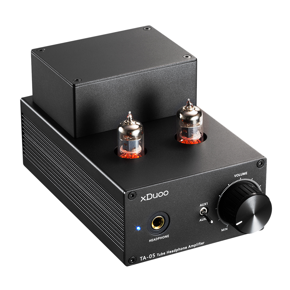 XDuoo TA 05 Hi Fi Vacuum Tube Headphone Amplifier High quality Stereo Sound Headset Amplifier for