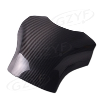 Motorcycle Fuel Gas Tank Cover Protector For Yamaha YZF R1 2009 2010 2011 2012 2013 Carbon Fibre Parts Accessories