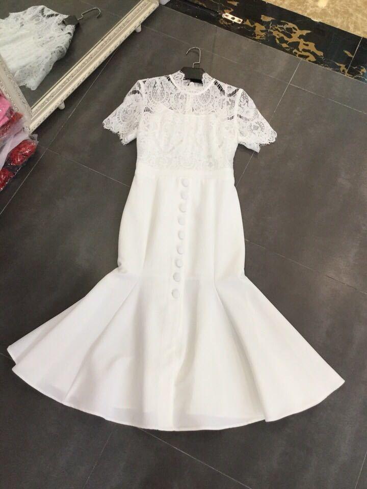 2019 Robe Célèbre Design Européenne Printemps Mode Luxe Wd02282 De Partie Style Marque Nouvelle Femmes uTK31JclF