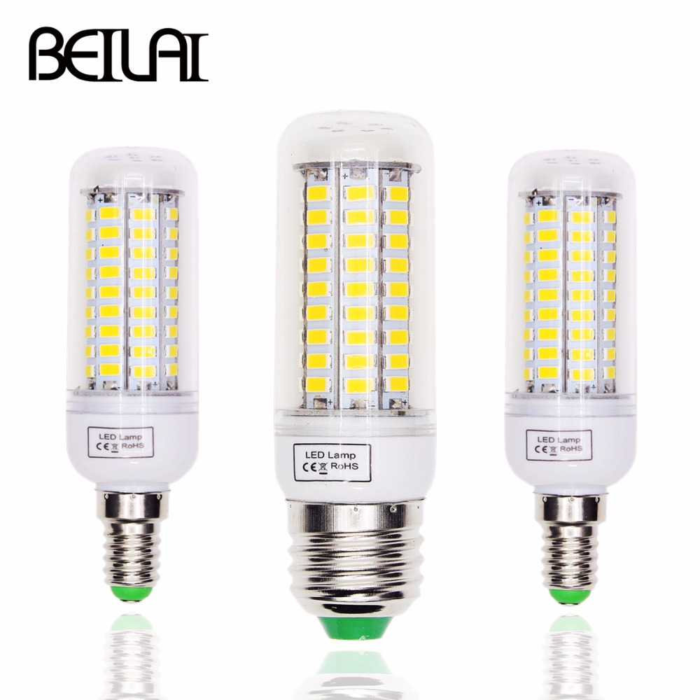LED Lamp E27 LED Bulb E14 220V 5730 Corn Light Lampada LED Bulbs Chandelier Candle For Home Decoration Replace filament Light led bulbs light lamps e27 e14 5730 220v 24 36 48 56 69leds led corn led bulb christmas lampada led chandelier candle lighting