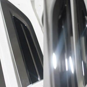 Image 2 - Cho TIGUAN 2018 Lá Ban Mặt Tiêu Chuẩn Xe Ô Tô Cửa Xe Ô Tô Trang Trí