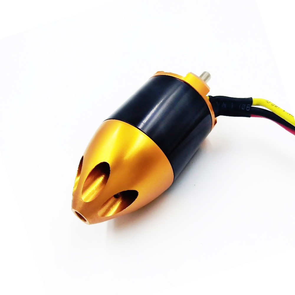 New Arrive Hot 90mm EDF Motor 3545 1850KV Brushless Outrunner Warhead For Diy RC Ducted Fan Jet 3s-6s