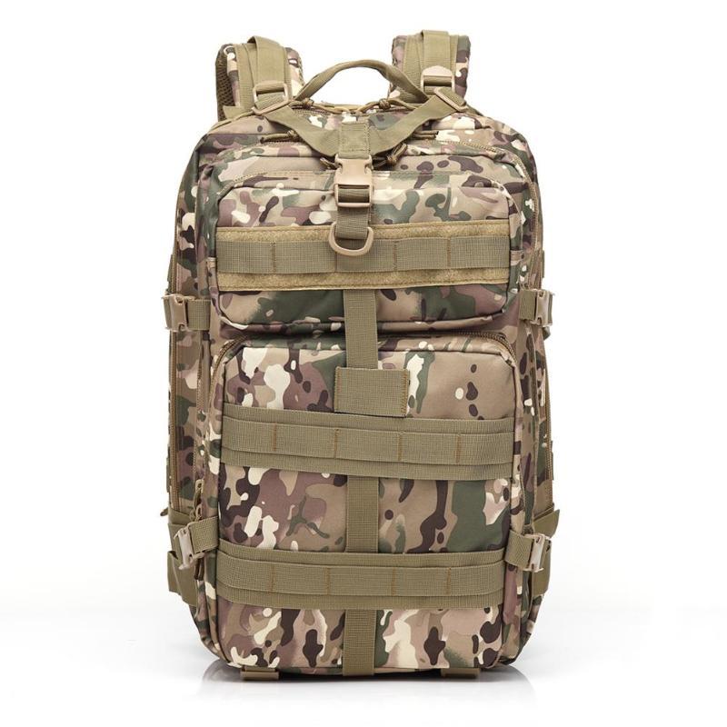45L sac à dos en plein air Sport militaire tactique escalade alpinisme sac à dos Camping randonnée Trekking sac à dos sac de voyage