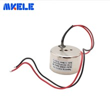 MK-P42/25 DC12V 24VDegauss Electric Magnet Powerful Suction Cup Electromagnet Power-off Degaussing