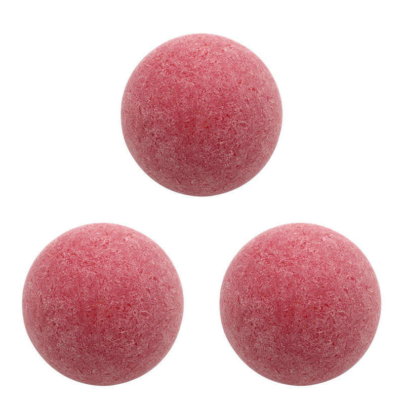 3PCS Replacement Soccer Table Foosball Balls Mini Table Game Ball Accessories