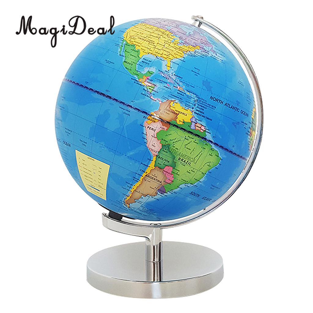 25 cm illuminé monde Globe Constellation Globe modèle bureau Table livre bureau décoration enfants jouet éducatif