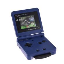 32M DG-170gbz Mini GB Station Clamshell Retro Handheld Game Console 2.4 Inch Classic Games Retro Game Console US UK EU