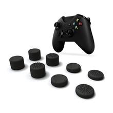 8 pçs joystick boné de cabeça de cogumelo vara de polegar analógico capa para xbox um x controlador gamepad