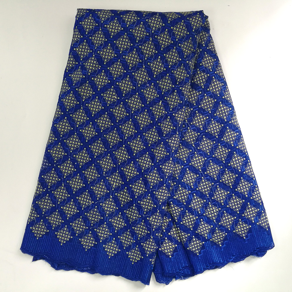 Special Offer African Swiss Lace Fabric High Quality Embroidery Cotton Lace Fabrics French Guipure Lace Fabric