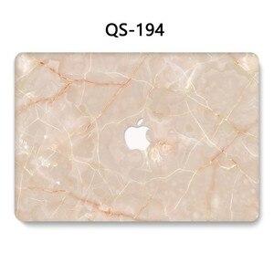 Image 4 - Pour ordinateur portable étui pour ordinateur portable pour MacBook 13.3 15.4 pouces pour MacBook Air Pro Retina 11 12 avec écran protecteur clavier Cove
