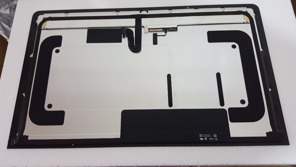 New LCD Display LM215UH1 SD B1  For A1418 IMac 21.5'' Mid 2017 Retina   4K LCD Screen With Glass Assemble  LM215UH1 SDB1(China)