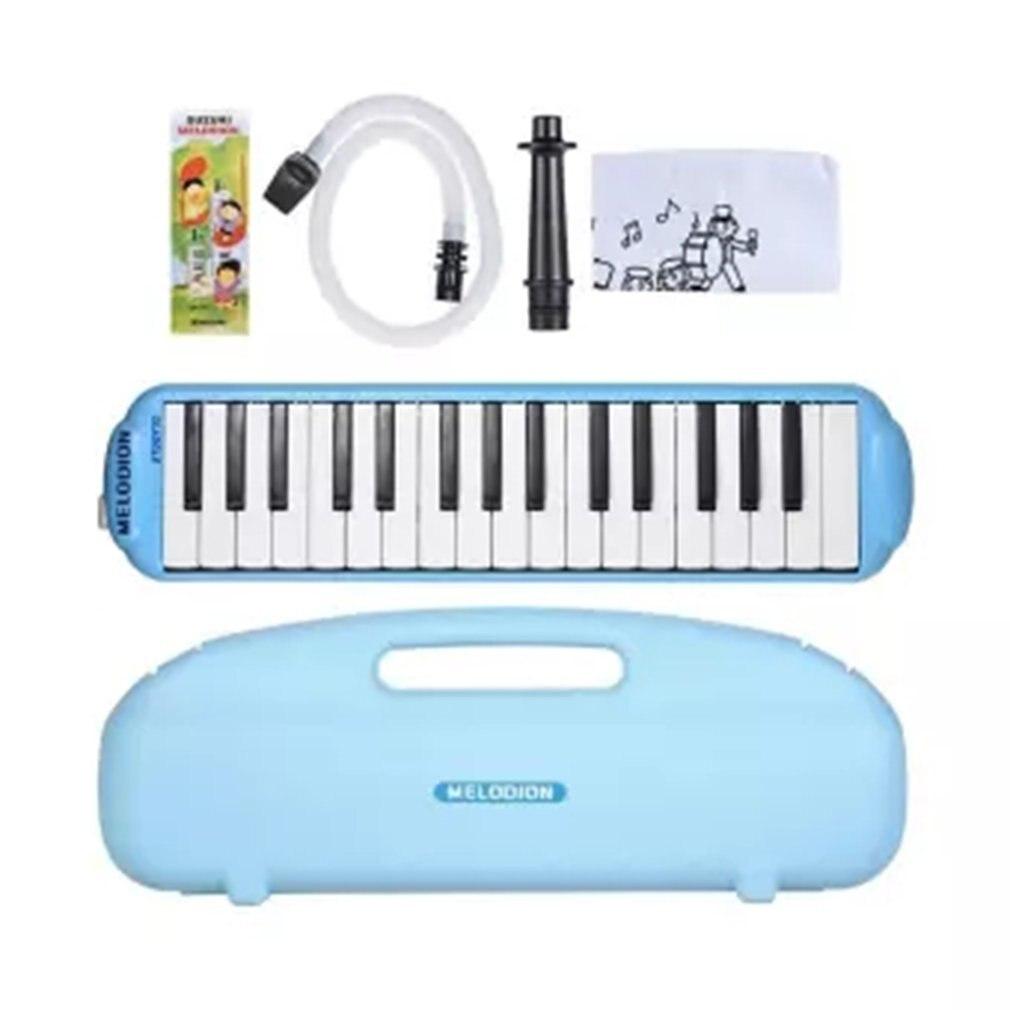 32 touches Mélodica Enfants Étudiants Instruments de Musique Portable Orgue à Bouche Pour le Rendement de L'enseignement