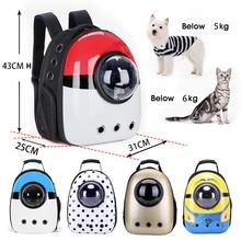 84d5f1b55fe4c Evcil hayvan sırt çantası Çanta Köpek Taşıyıcı Kedi Nefes Açık Seyahat Çift  omuzdan askili çanta Köpek