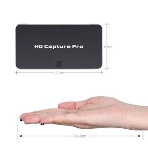 Image 4 - Ezcap 295 HD לכידת וידאו 1080P מקליט USB 2.0 השמעה לכידת כרטיסי w/מרחוק חומרה H.264 קידוד עבור xbox אחד PS4