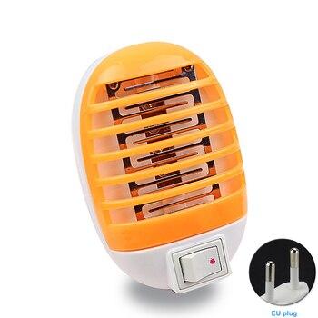 LED Socket Mosquito, Fly, Bug Trap Night Lamp