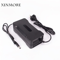 XINMORE Li Ion Charger 84V 2.5A 2A 1A Batteies Chargeur Pile For 72V Car Battery Charger Electric Bicycle Power Electric Tool