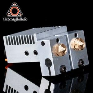Image 3 - Quimera trianglelab Multi Extrusão Extrusão Dupla refrigeração + 2 EM 2 FORA para 3D hotend impressora Para E3D Atualizar os acessórios