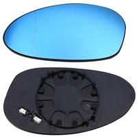 1pair Wide Angle Heated Wing Door Mirror 51167145267 51167145268 For BMW E85 Z4 E82 E86 E88 128i 135i E85 E90 E91 323i 325i